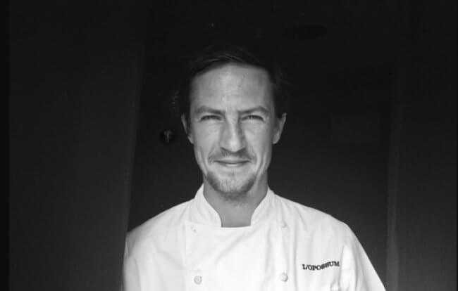 Chef James Garland Headshot