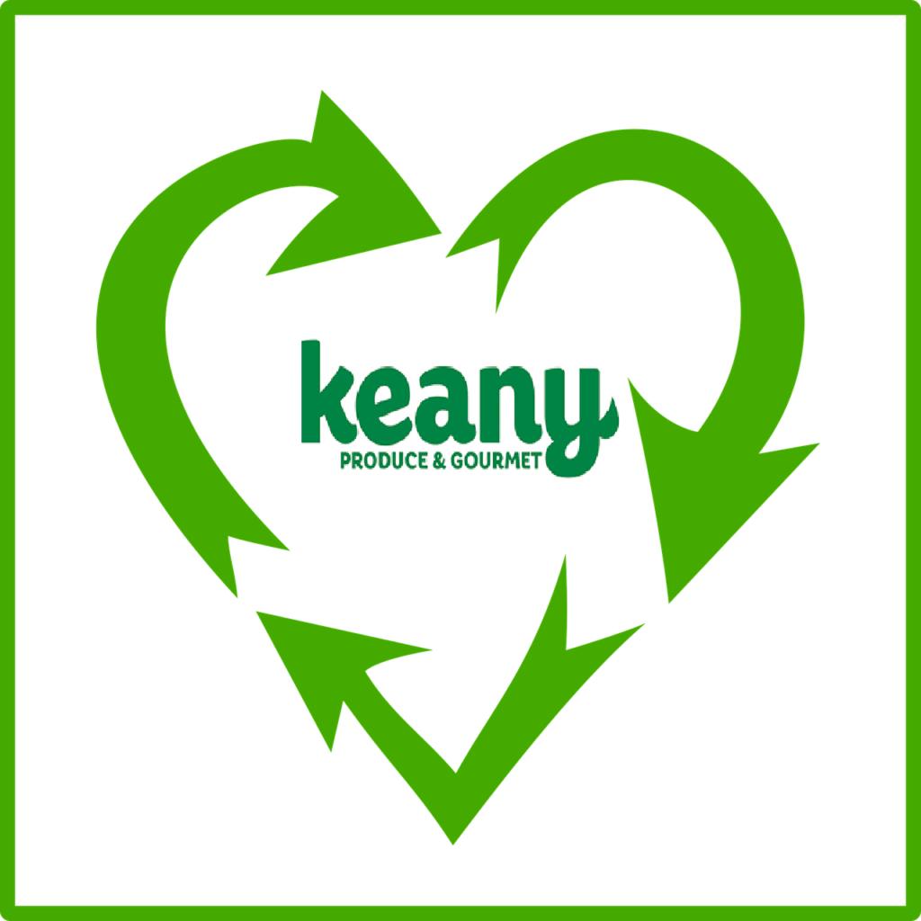 Keany Sustainability logo