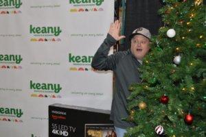 Keany holiday party