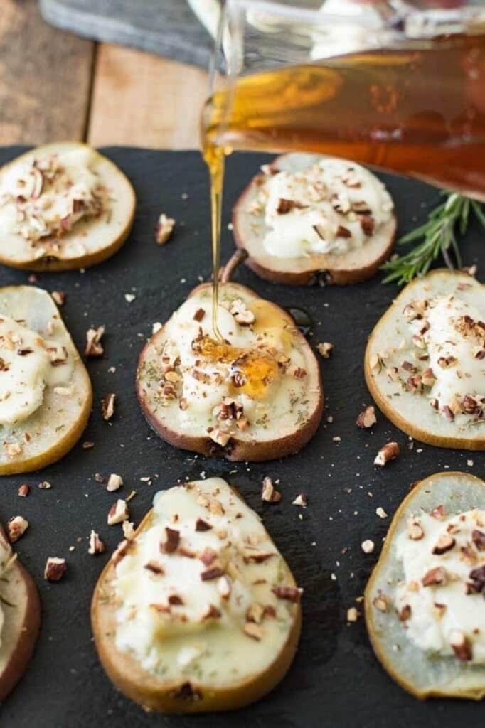 Recipe with pears